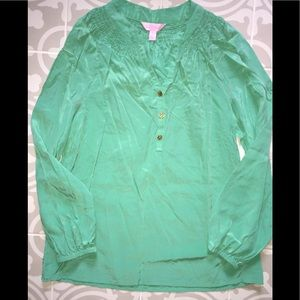 Lilly Pulitzer Top size-XS
